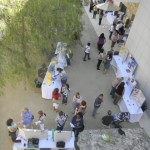 The &quot;lesson fair&quot; showcasing teachers&#039; lessons and the resulting student works of art was chock full of rich and imaginative ideas!