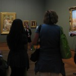 Curator Emily Beeny shared her expertise about some highlights of our paintings collection.
