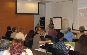 Educator Theresa Sotto invites teachers to share ideas for improving an arts-integrated lesson.