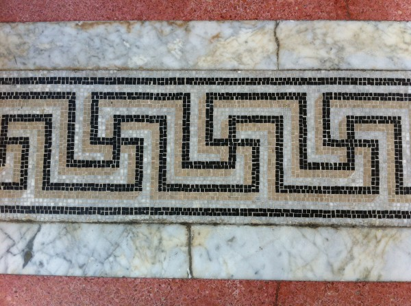 Getty Mosaic Floor