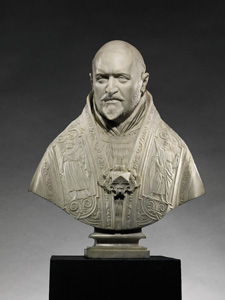 Bust of Pope Paul V