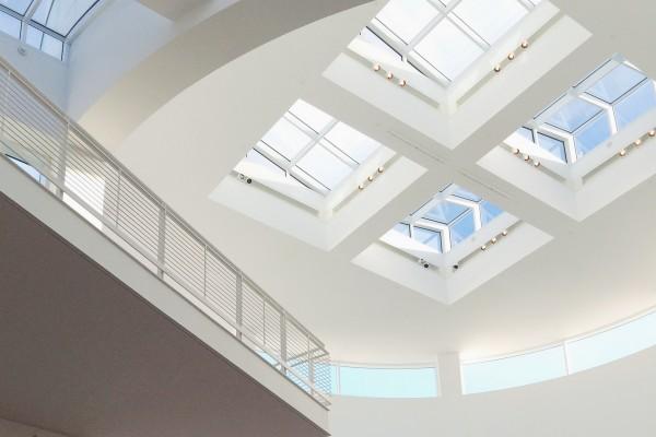Getty Center architecture / Gabbi Sun