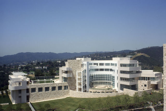 Getty Research Institute at the Getty Center
