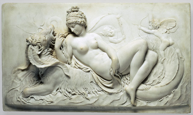 Venus Reclining on a Sea Monster / Deare