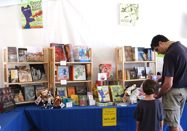 Visit Us at the L.A. Times Festival of Books