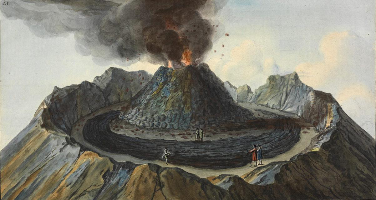 Volcano Observer: Sir William Hamilton and Mount Vesuvius