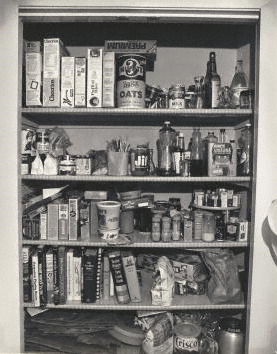 Untitled (Joy of Cooking), Bill Owens, 1971.  Bill Owens