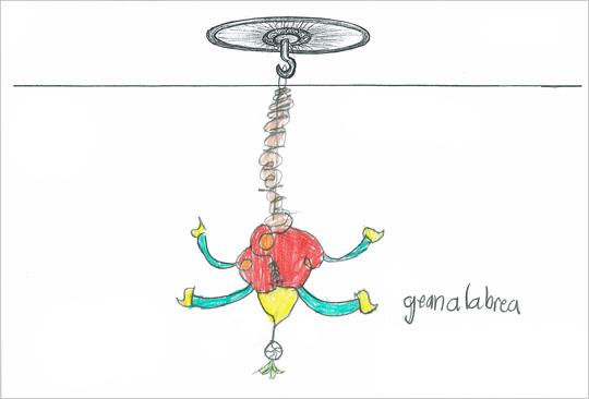 "Parker Blum's ""geanalabrea"""