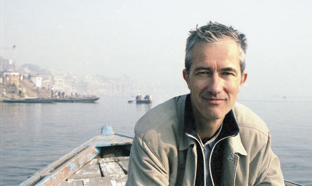 Geoff Dyer. Photo: Jason Oddy