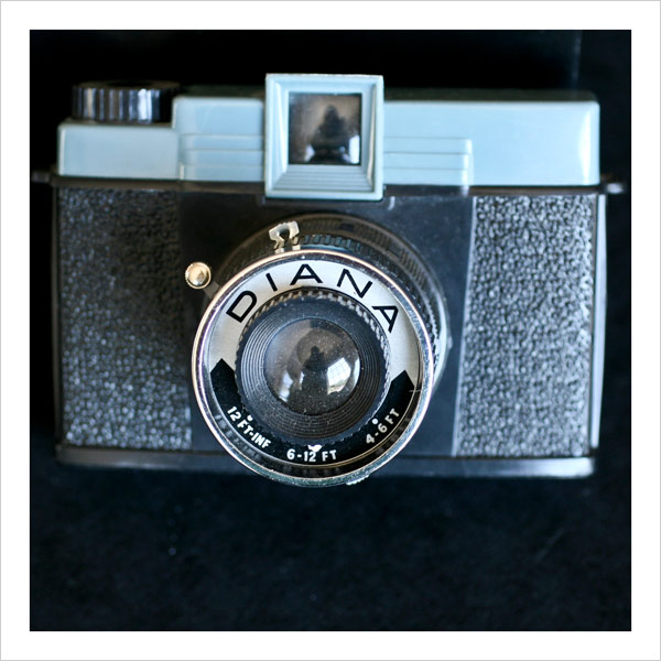 Diana camera