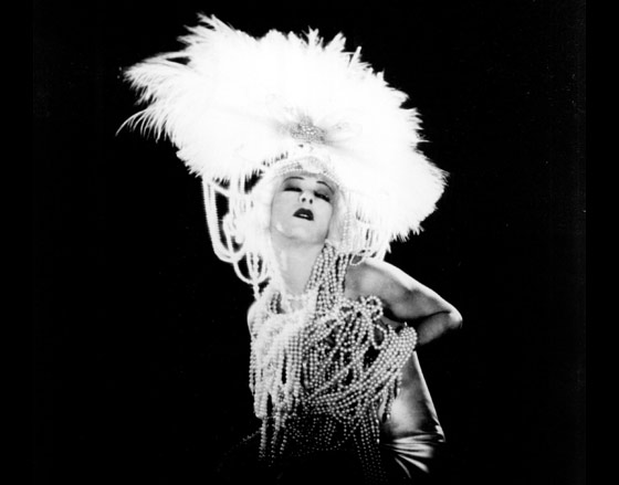 Alla Nazimova as Salome. Photo: United Artists / Photofest