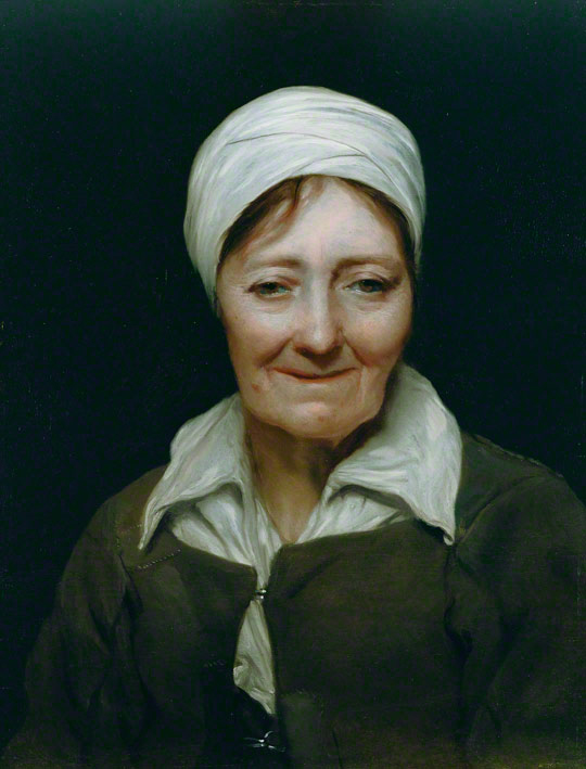 Head of a Woman / Michael Sweerts