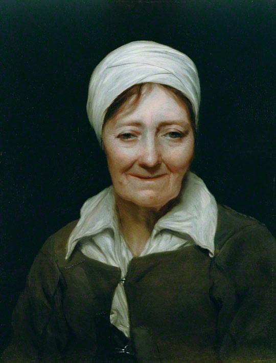 Head of a Woman / Michael Sweerts