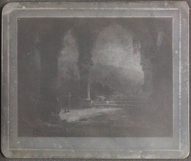 Un Clair de Lune / Joseph Nicéphore Niépce