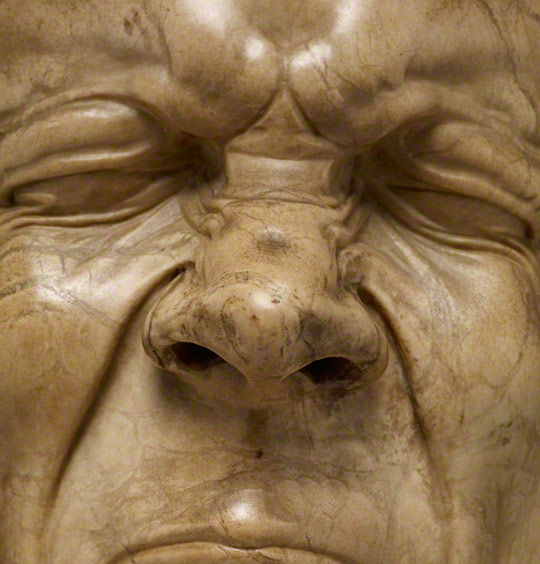 The Vexed Man / Franz Xaver Messerschmidt