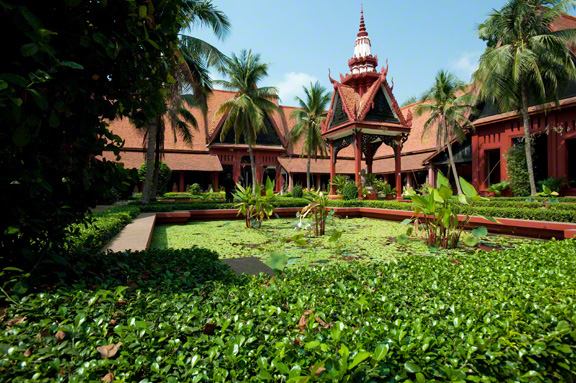 National Museum of Cambodia. Photograph by S. J. Staniski