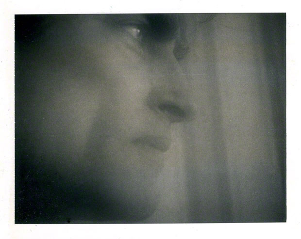 Sam Wagstaff, Robert Mapplethorpe, c. 1973. Polaroid. Promised gift of the Robert Mapplethorpe Foundation. © Robert Mapplethorpe Foundation. Used by permission.