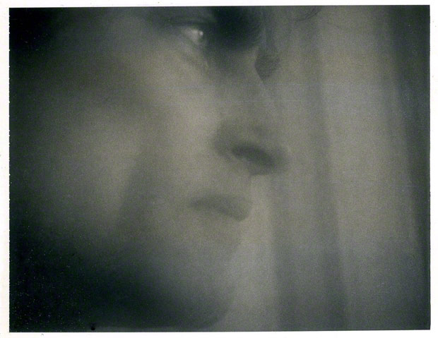 <em>Sam Wagstaff</em>, Robert Mapplethorpe, c. 1973. Polaroid. Promised gift of the Robert Mapplethorpe Foundation. © Robert Mapplethorpe Foundation. Used by permission.