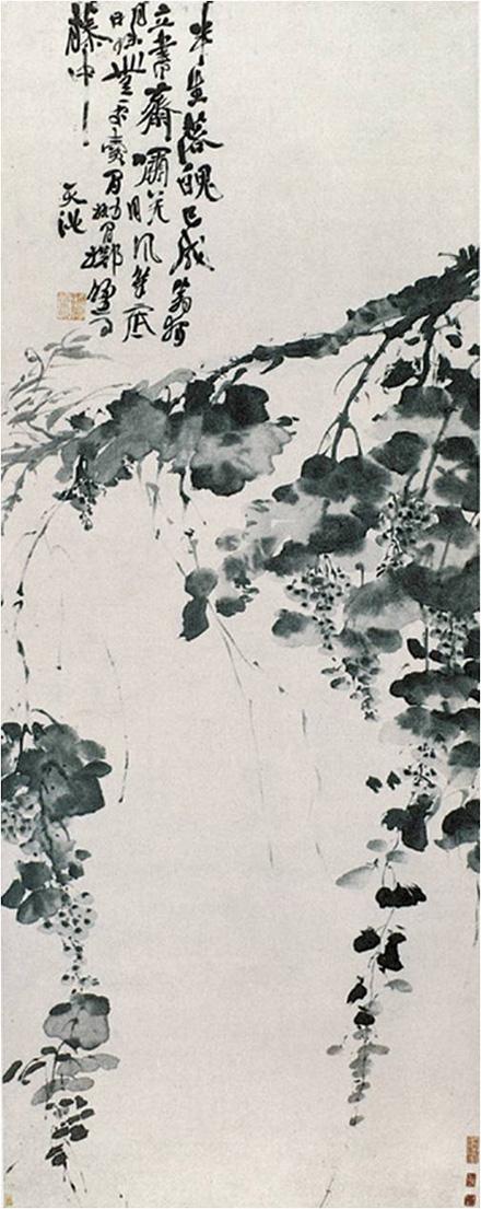 Grapes / Xu Wei
