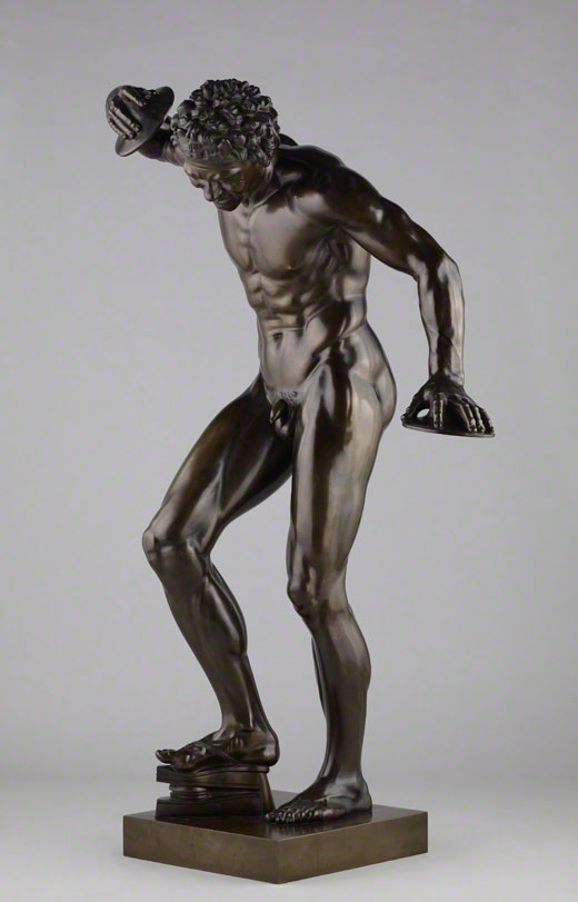 <em>Dancing Faun</em>, Pietro Cipriani, 1722–24. The J. Paul Getty Museum, 2008.41.2