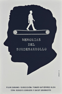 Film poster for Memories of Underdevelopment