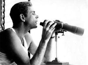 Cuban actor Sergio Corrieri in a still from Memories of Underdevelopment