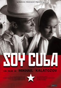 Film poster for I Am Cuba (Soy Cuba)