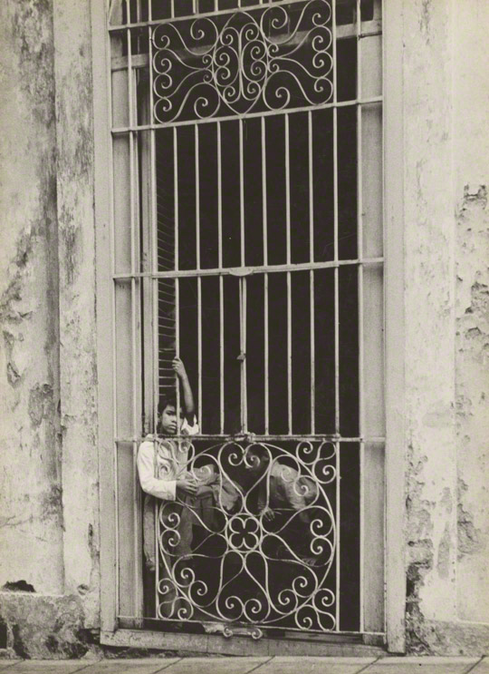 &lt;em&gt;Cuban Children&lt;/em&gt;, Walker Evans, 1933. The J. Paul Getty Museum.  Walker Evans Archive, The Metropolitan Museum of Art