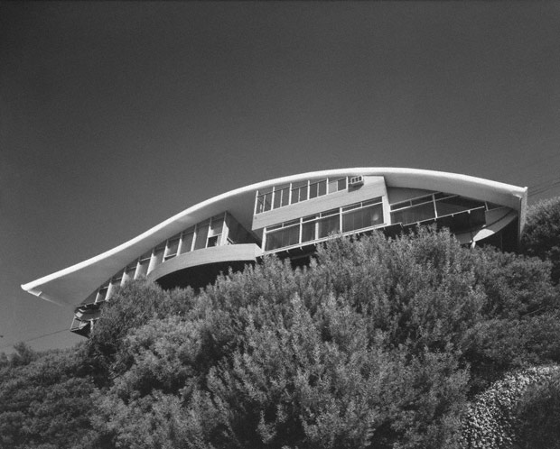 Garcia House, 1962 (photograph 1975) Julius Shulman photography archive. The Getty Research Institute, 2004.R.10