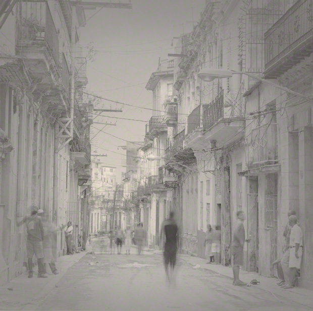 <em>Untitled (Havana)</em>, Alexey Titarenko, 2006. Gelatin silver print, 16 3/4 x 16 1/2 in. The J. Paul Getty Museum, 2010.70.2. © Alexey Titarenko