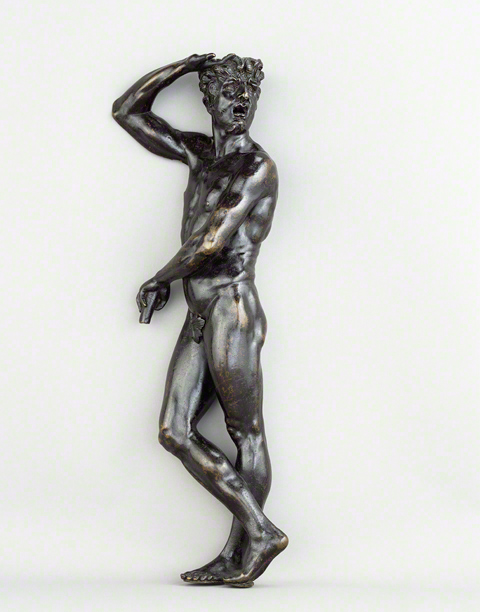 Satyr after a model by Benvenuto Cellini