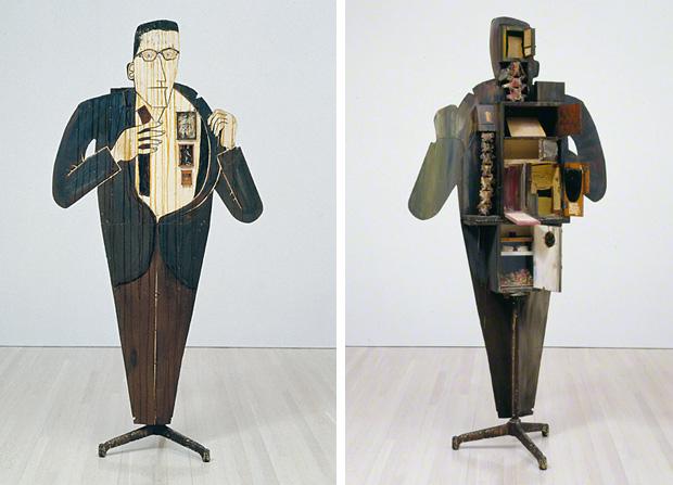 Walter Hopps Hopps Hopps / Edward Kienholz