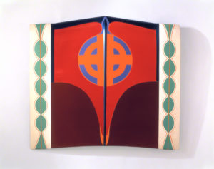 Car Hood / Judy Chicago