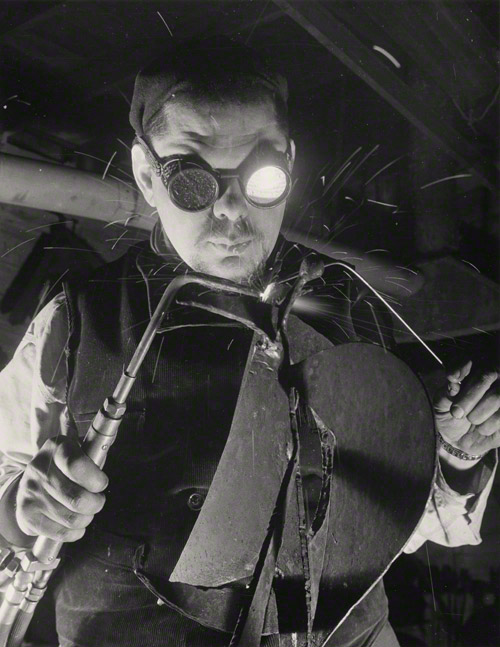 David Smith, Sculptor / Andreas Feininger
