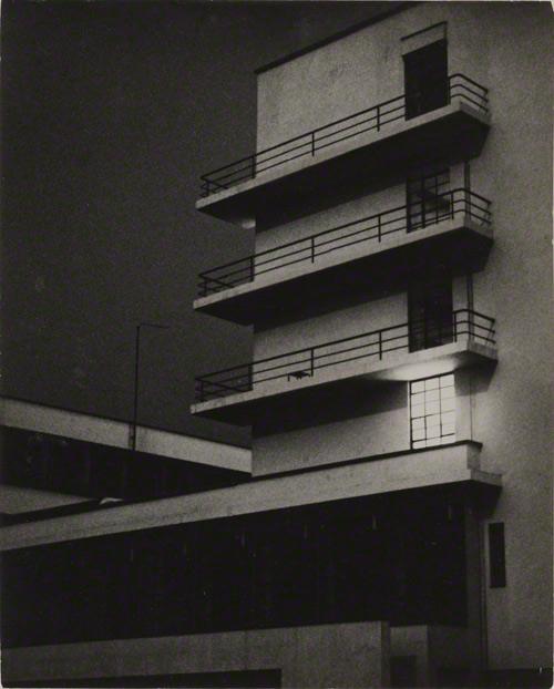 Bauhaus / Lyonel Feininger, March 26, 1929