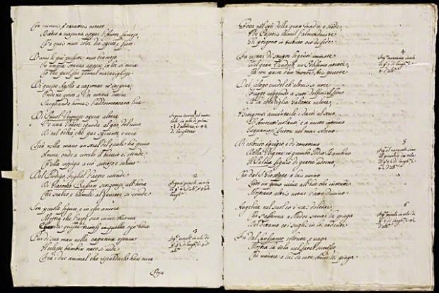 Mellini manuscript