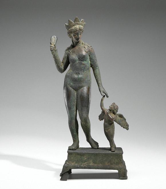 Aphrodite Spanking Eros / Greek