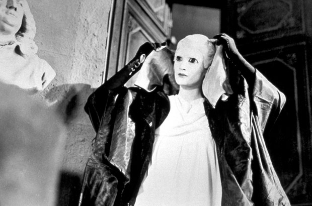 Still from Jean Cocteau's Blood of a Poet