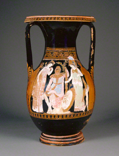 Storage Jar with the Judgment of Paris / Greek