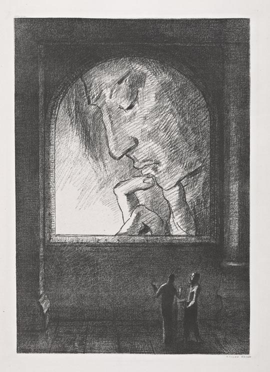 Lumiere / Odilon Redon