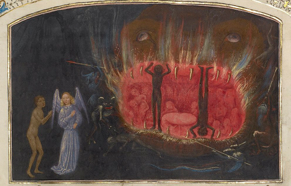 To Hell And Back Dante S Inferno In Art And Film The