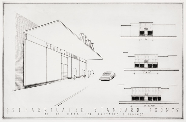 Prefabricated Standard Fronts / Karl Schneider