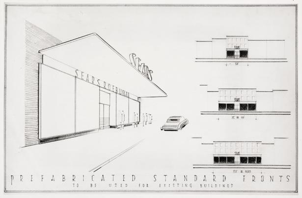 Prefabricated Standard Fronts / Karl Schneider