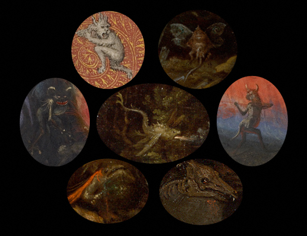 Imps, scamps, and monsters from the Getty Museum's collection
