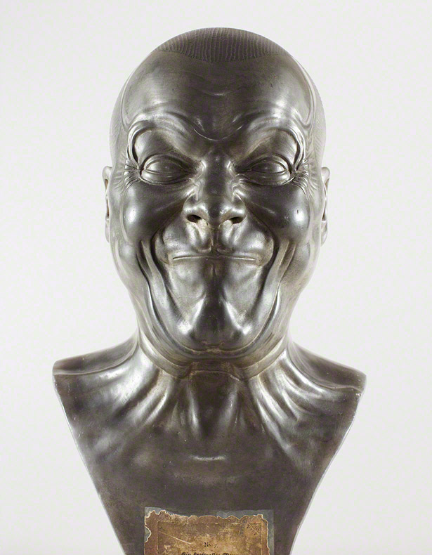A Strong Man / Franz Xaver Messerschmidt