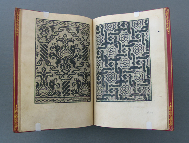 Ornamental Needlework Patterns / Nicolo Zoppino