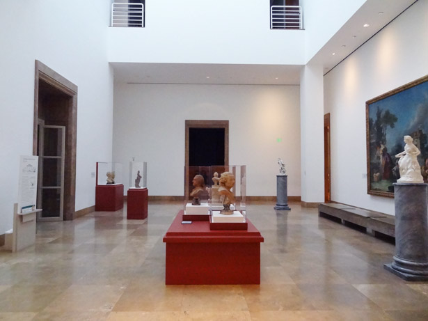 A New Installation of 18th-Century Terracottas and Marbles
