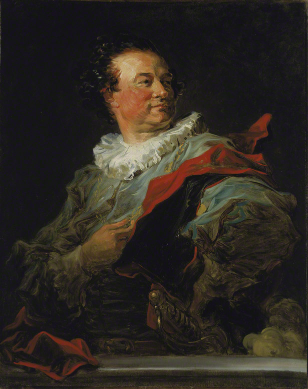 Franois-Henri, Duke of Harcourt / Jean-Honor Fragonard