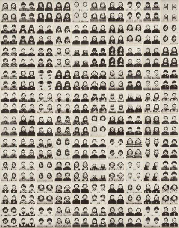ID 400 Project, #201-300 / Tomoko Sawada