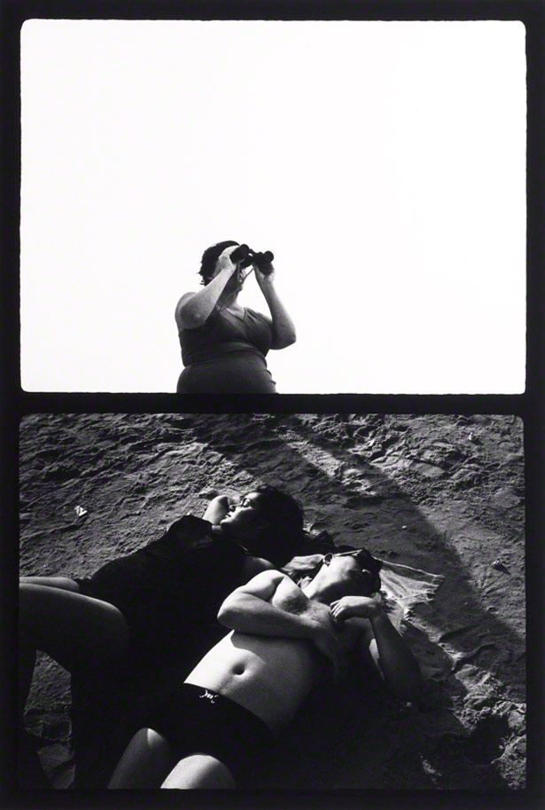 Couplets: Atlantic City / Ray K. Metzker